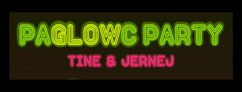 Paglowc Party: Jernej & Tine (dance & house 90's – 2000)