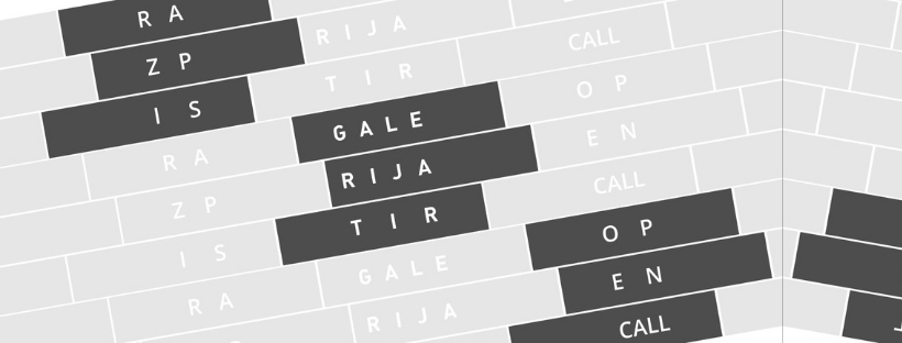 Razpis za razstavljanje v galeriji Tir 2019/20 - Exhibition projects for 2019/20 (Open call)