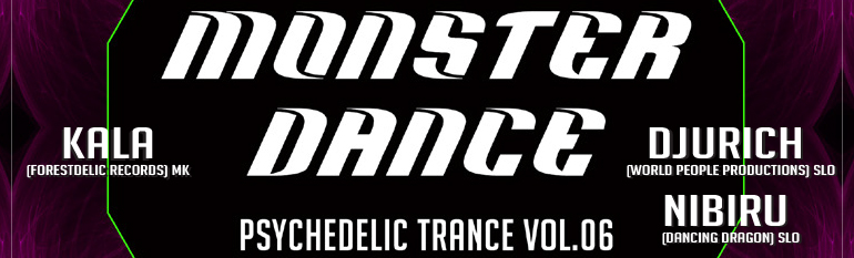 MONSTER DANCE Vol.6