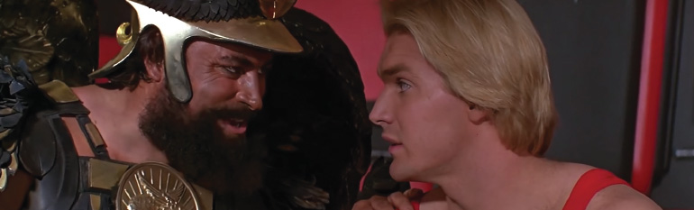 Filmska druženja: Flash Gordon